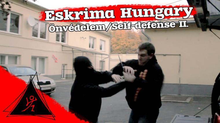 Ismerkedj meg az Eskrimával - Új Önvédelmi Videó!